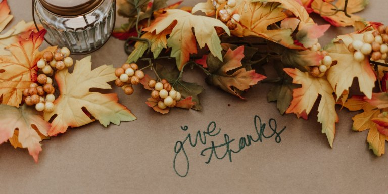 40 Simple Things To Be Grateful For ThisThanksgiving