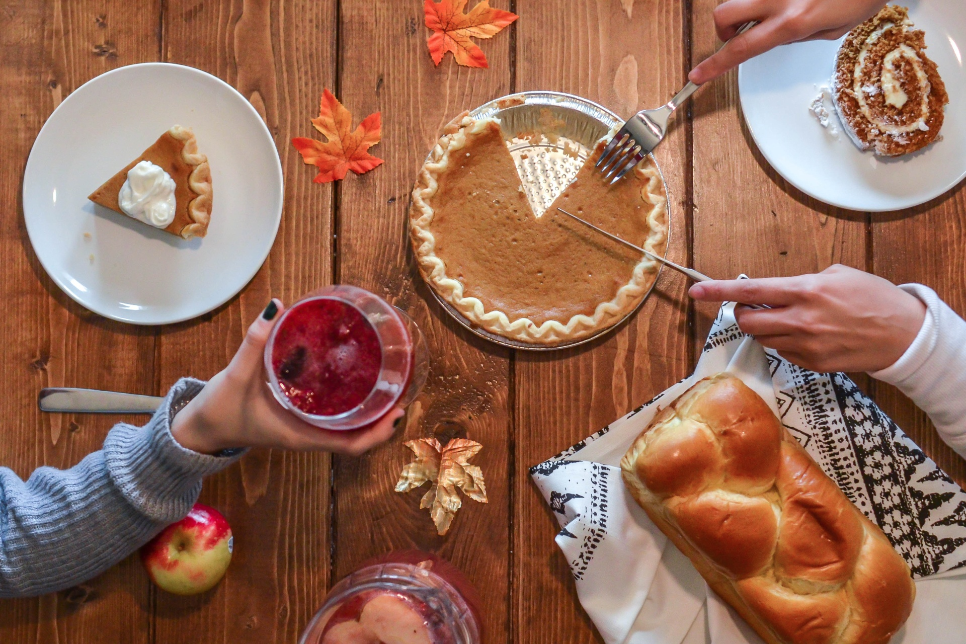 What Each Zodiac Sign Should Remember As Thanksgiving Approaches
