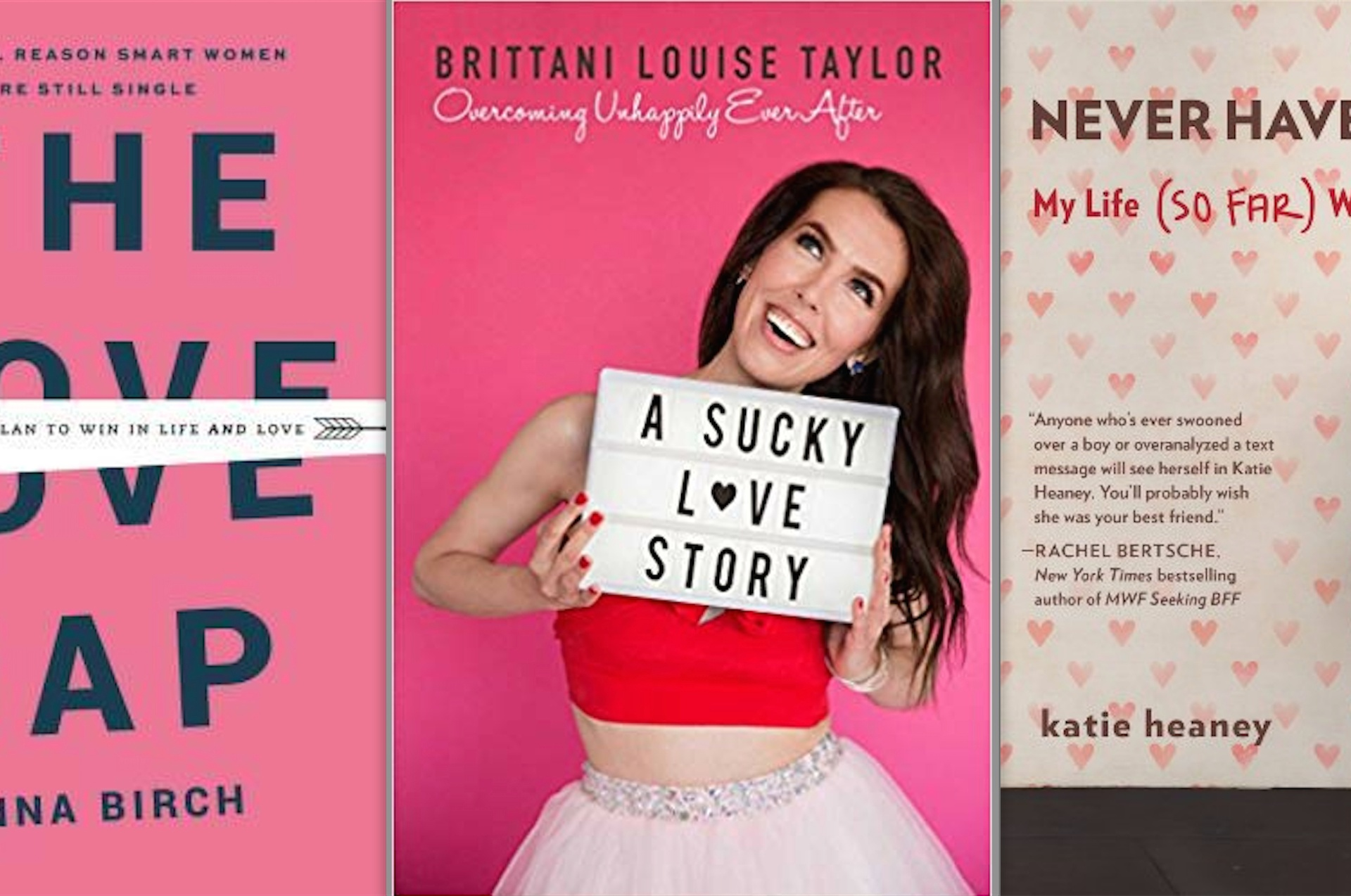 10 Must-Read Books For Single Girls Who Want To Start Dating Again