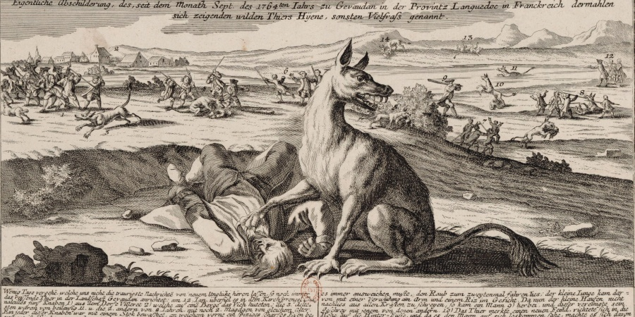 12 Facts About The Beast Of Gévaudan, The Wolflike Creature Who TerrorizedFrance