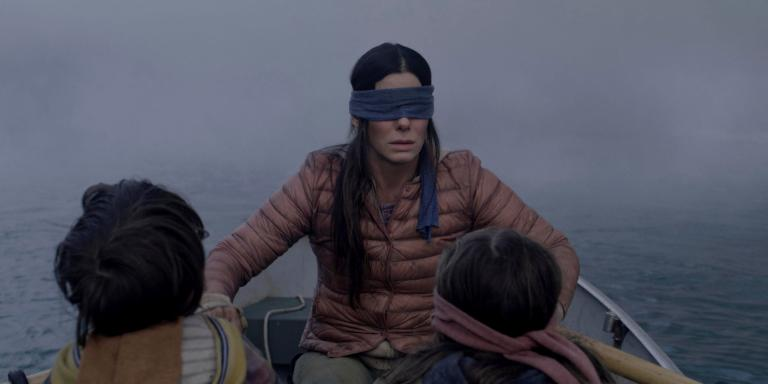 Everyone's Obsessed With 'Bird Box' Because It Exploits An Ancient Fear We Can't Shake