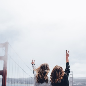 For The BFFs Who Live Far Away But Are Better Friends Than Anyone Next Door