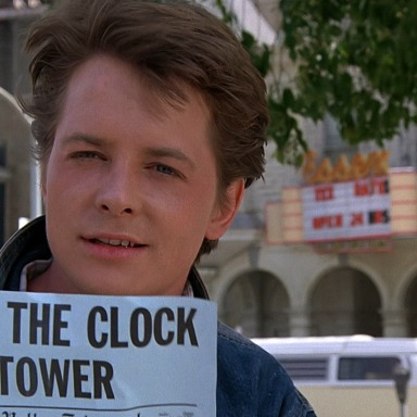 5 Reasons 'Back To The Future' Will Go Down In History As The Greatest Movie Ever Made