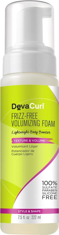 Frizz-Free Volumizing Foam Lightweight Body Booster