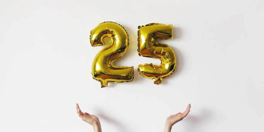 Some Thoughts About Turning 25