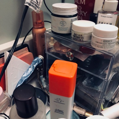 A Love Letter To Eye Cream
