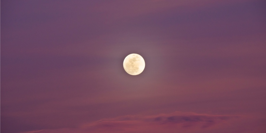 This Is How The Super Full Moon In Virgo Will Effect You, Based On Your ZodiacSign