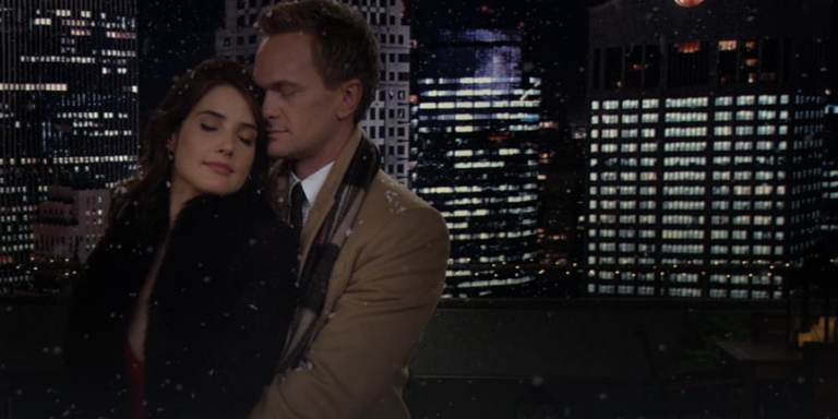 Screw Ted, I Want A Relationship Like Barney AndRobin