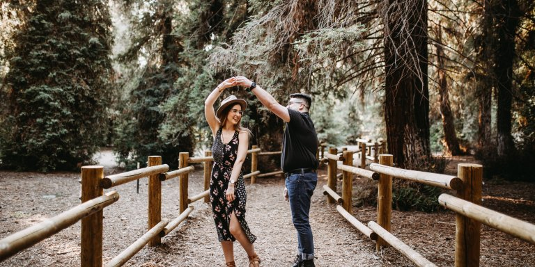 Where You Should Take Your Engagement Photos, Based On Your ZodiacSign
