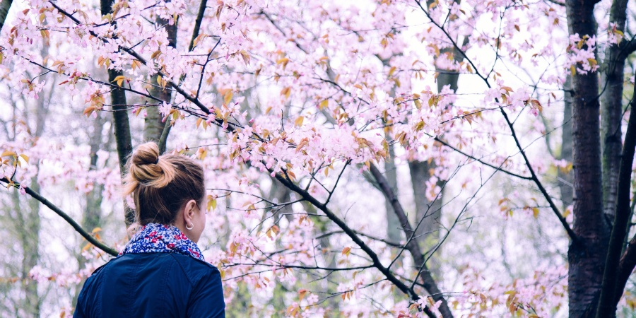 You're Not Going To Realize You're Blossoming, But It's Going To Happen Anyway