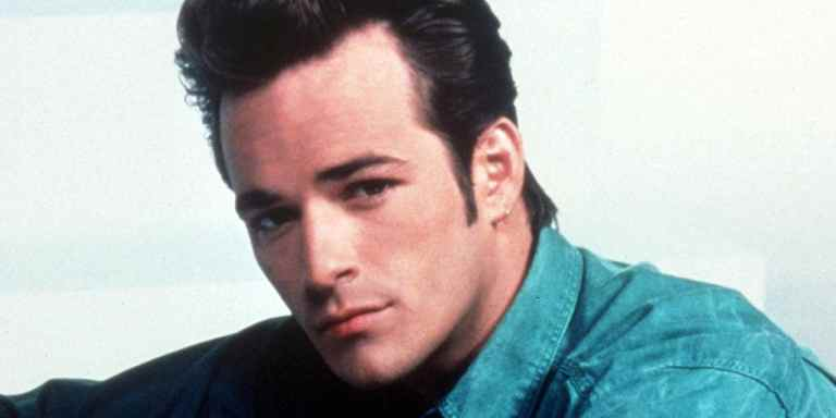 Dylan McKay Will Always Be My First Love—An Ode To Luke Perry