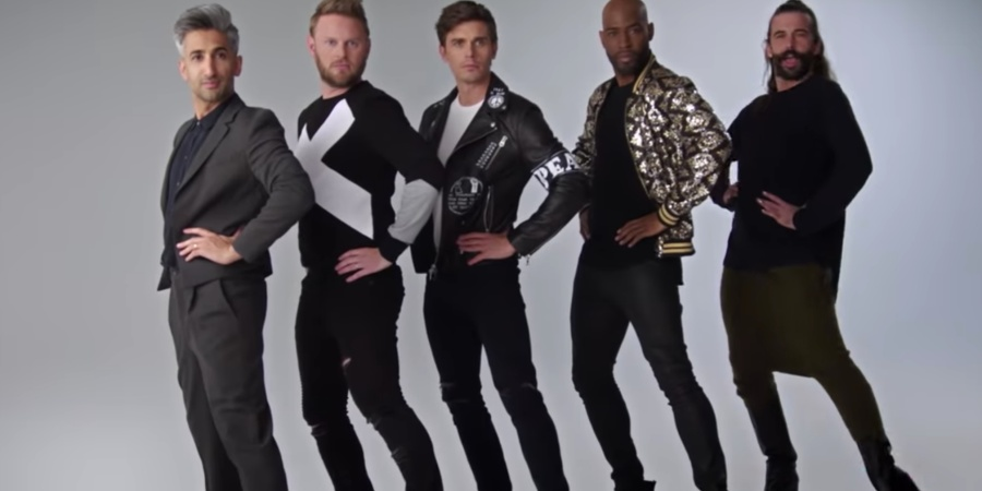You Don't Need The Fab Five To 'Queer Eye'Yourself