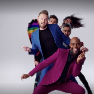 Here's Some Advice From 'Queer Eye' And The Fab 5