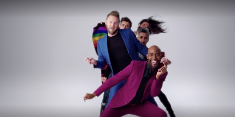 Here's Some Advice From 'Queer Eye' And The Fab5