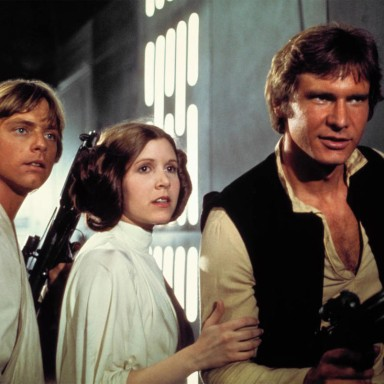 20 Facts You Didn't Know About The 'Star Wars' Franchise