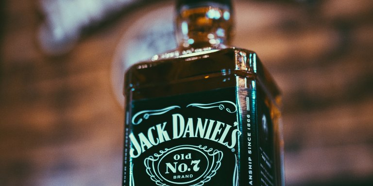 To The Mother, Who Left Me For A Bottle OfJack