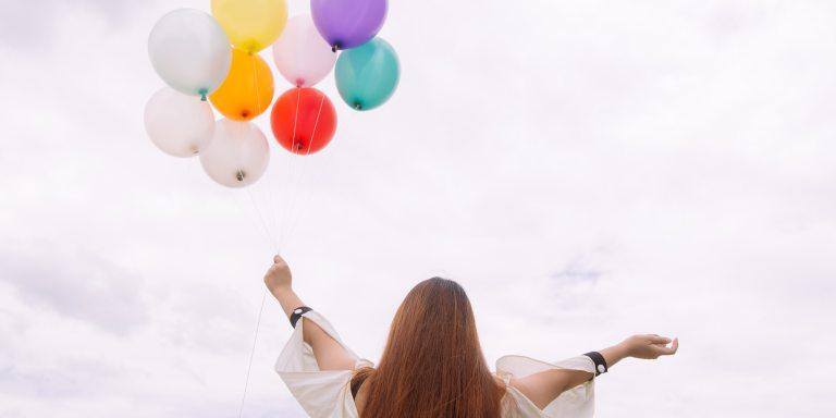 It's Time To CelebrateYourself