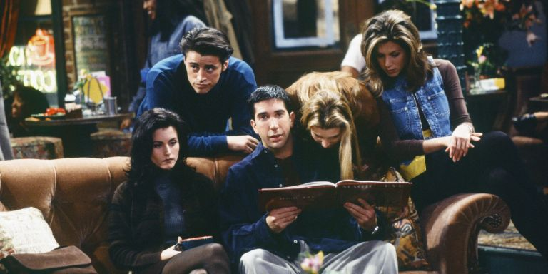 The One Where 'Friends' Happened Today—What Would Rachel And The Gang Be Like in2019?