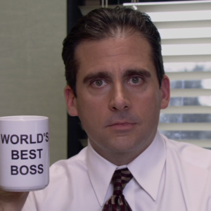 Why Michael Scott Is Absolutely The 'World's Best Boss'
