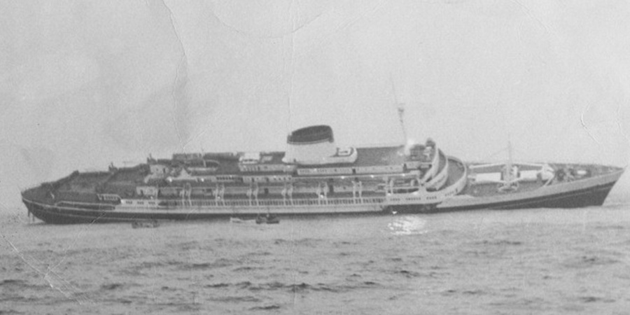 10 Facts About The Tragic Andrea Doria Wreck