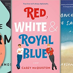 10 Books To Devour This Memorial Day Weekend