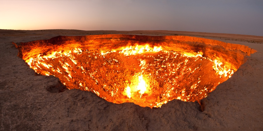 7 Real Life 'Entrances To Hell' You Can Actually Visit