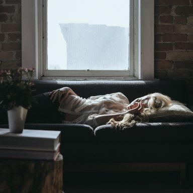 11 Ways To Be Productive When You're Sick (Or Too Lazy To Move Around)