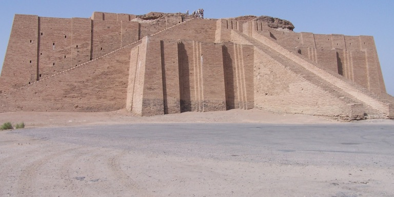 Great Ziggurat Of Ur: 19 Facts About This Mysterious 4,000-Year-Old Middle EasternPyramid