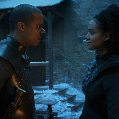 I Want A Love Like Grey Worm And Missandei