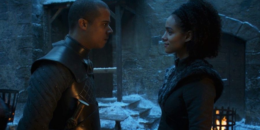 I Want A Love Like Grey Worm AndMissandei