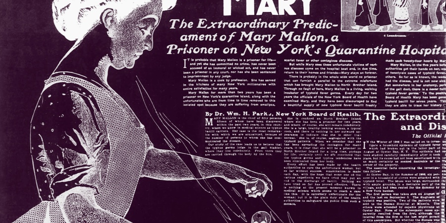 Typhoid Mary: 20 Creepy Facts About The Irish Cook Who Infected Dozens And Killed At Least Three