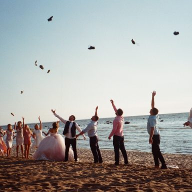 Screw Tradition: Have The Wedding You Want