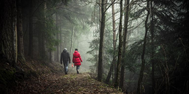 30 Hikers On The Single Scariest Thing They've Seen Deep In TheWoods
