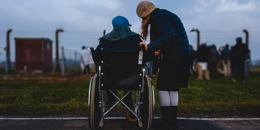 To My Parents, Who Taught Me That Disability Does Not DefineMe