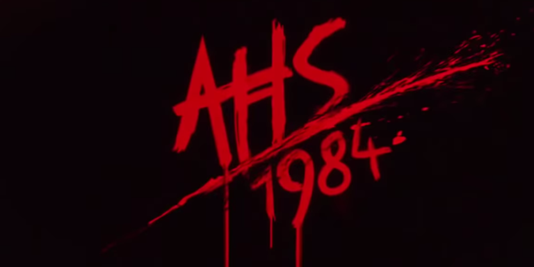 The 'AHS: 1984' Trailer Is Here And It's The 80s Fever Dream We Deserve