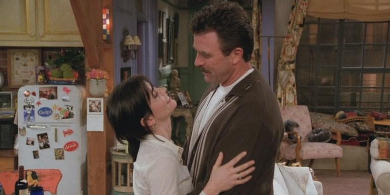 Monica Should Have Chosen Dr. Richard Burke Over Miss ChanandlerBong