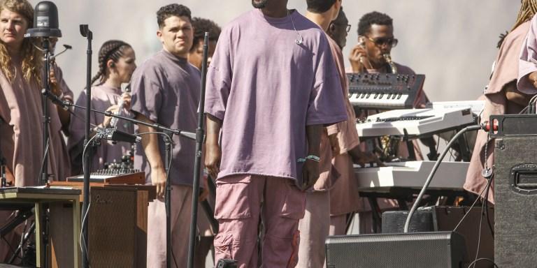The Unbridled Hope Of Kanye West's SundayService