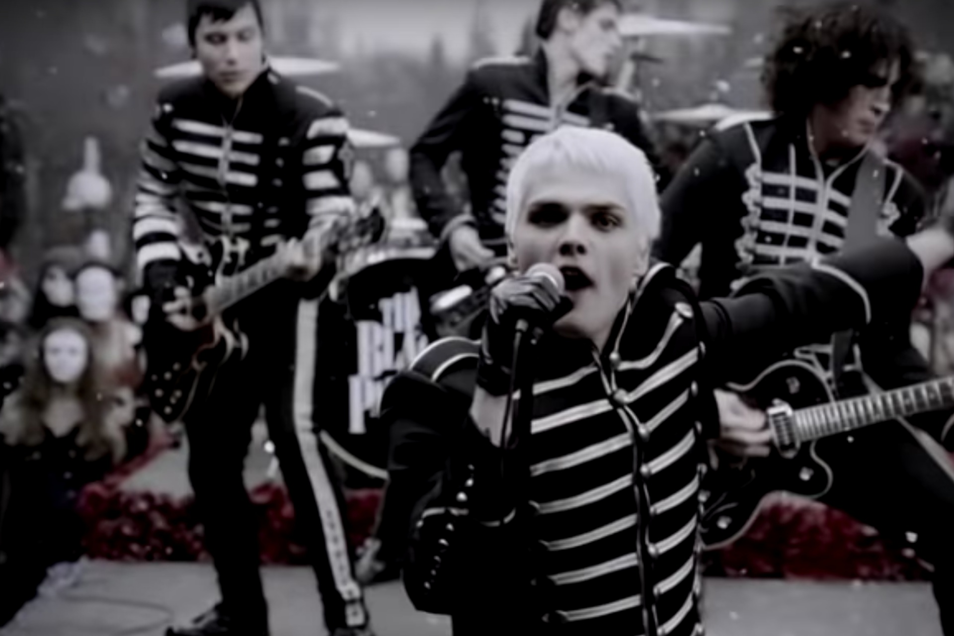 A Love Letter To My Chemical Romance And The Emo Kids We Used To Be