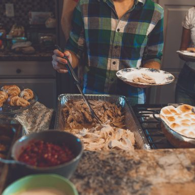 A Few Ways To Get Out of Awkward Thanksgiving Conversations