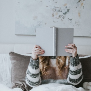 When You're Horribly Depressed, You Should Read These 50 Books