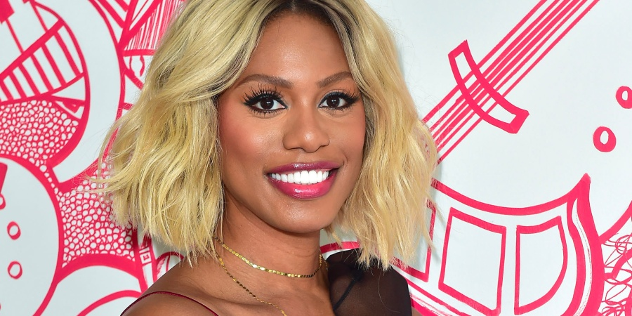 "Laverne Cox Says Her Work As An HIV+ Advocate Is About ""Celebrating Everyone's Humanity"""