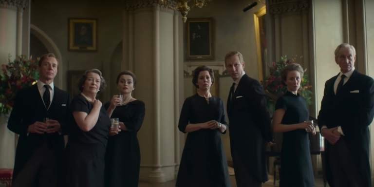 Here's The Biggest Takeaway From 'The Crown' Season3