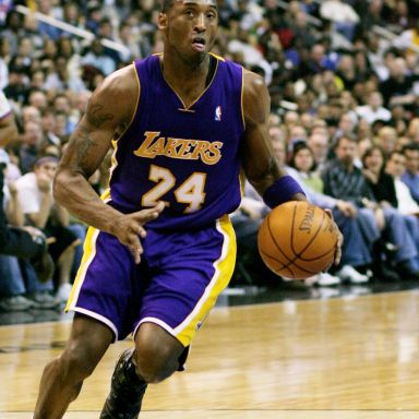 Dear Kobe Bryant—It Was An Honor To See You Live