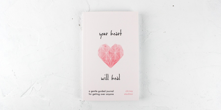 Chrissy Stockton's New Journal Is The Only Breakup Guide You'll Ever Need