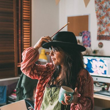 6 Habits To Help You Stay Inspired For Your Creative Job