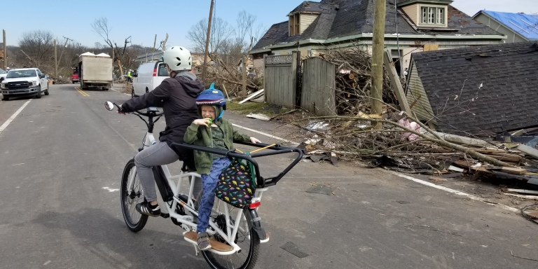 Parenting and Working During Crisis: From Tornado to Global Pandemic with a Kindergartener