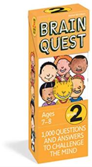 Brain Quest for Kids