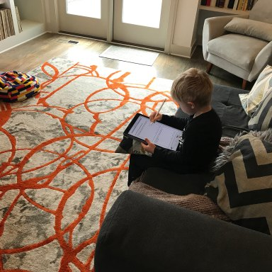 It's Okay To Cry: Working From Home, Homeschooling, and Parenting During Covid-19