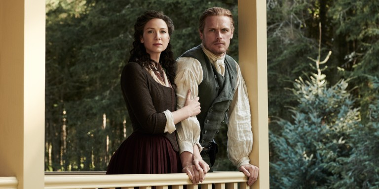 The Real Reason People Are Absolutely Obsessed With 'Outlander'