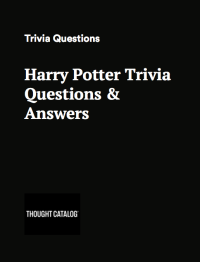 harry potter trivia questions printable